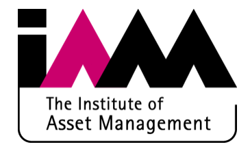 The Institute of Asset Management (IAM) joins Asset Wisdom's growing network of Partners
